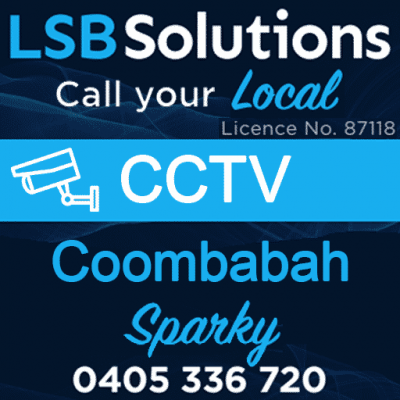 LSB Solutions CCTV Installation Coombabah