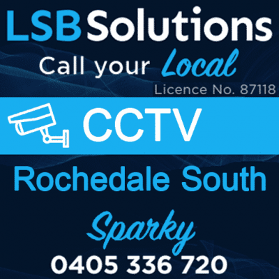 CCTV Installation Rochedale South