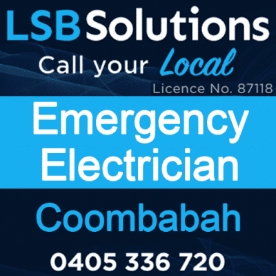 Emergency Electrician Coombabah