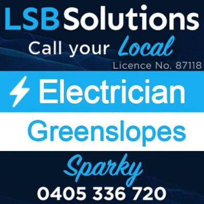 Electrician Greenslopes